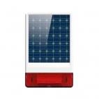Venkovní solární siréna k GSM alarmu